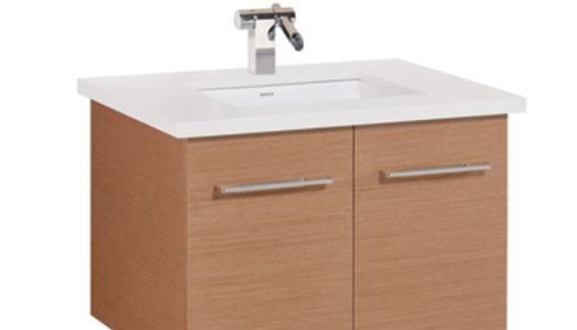 Eden cabinet set from Moen.