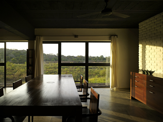 Circuit Bangalow by Ar. Jayanath Silva of Genesis Design in Somawathie, Sri Lanka.