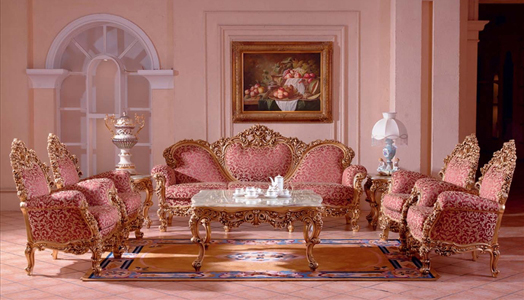 Handy tips on maintenance of Gilded Furniture.