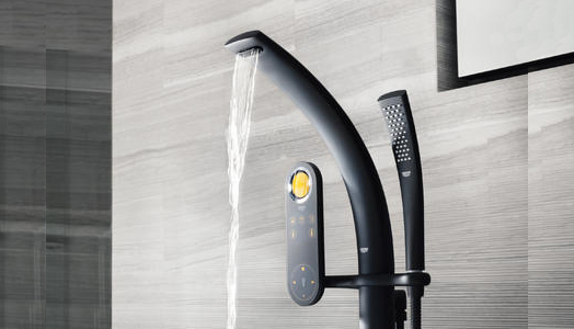 """Digital Faucets"" by GROHE Ondus®"