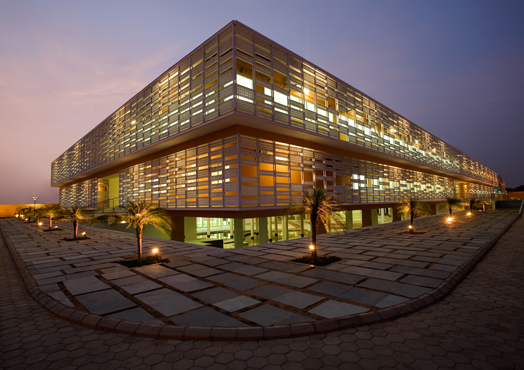 Architectural firm Morphogenesis based in Delhi