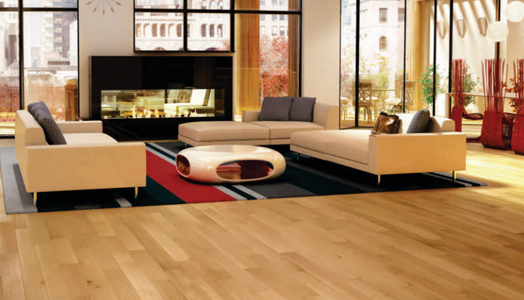 Laminated Wooden Flooring by Ambar