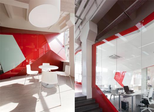 Moscow-based za bor architects, Arseniy Borisenko and Peter Zaytsev showcase a signature design style
