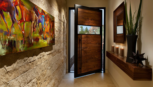 "India Art n Design features decor ideas to design a ""Wow"" entrance"