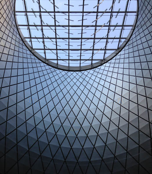India Art n Design features Grimshaw Architects-Arup designed NYC Fulton Centre Transit Hub