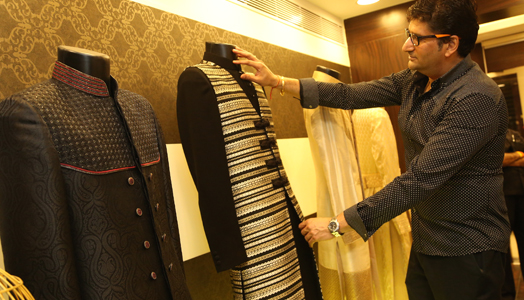 India Art n Design features Luxury Menswear Trends for 2015