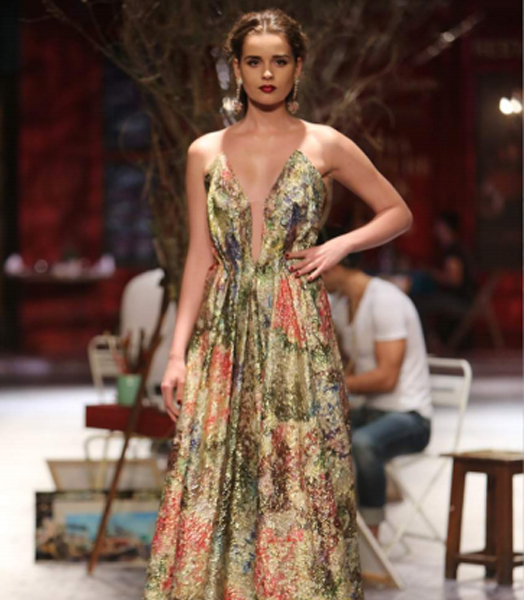 India Art n Design features Womenswear Trends 2015 by Monisha Jaising