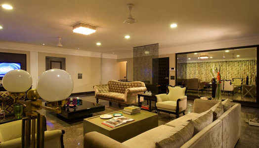 The residence in suburban Mumbai designed by Ar. Kunal Barve of Interface