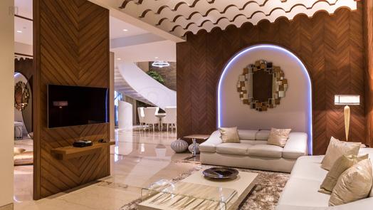 Interiors In Hyderabad By Moriq And Design Consultants