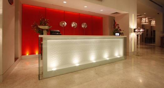 Park Plaza Hotel, New Delhi by Designers Group