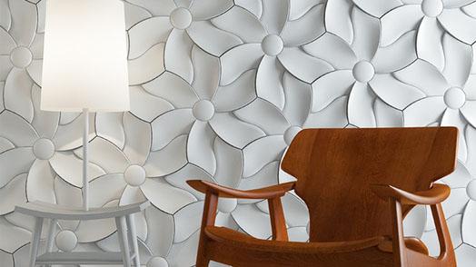 KAZA textural concrete tiles