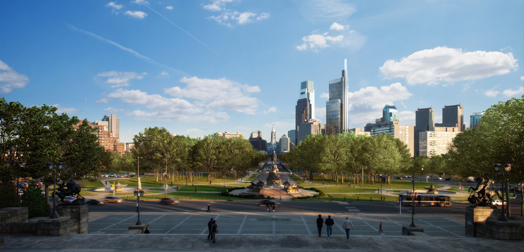 Comcast Innovation & Technology Centre, Philadelphia by Foster+Partners