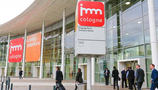 The 65th IMM Cologne presented from 13 – 19 Jan.'14