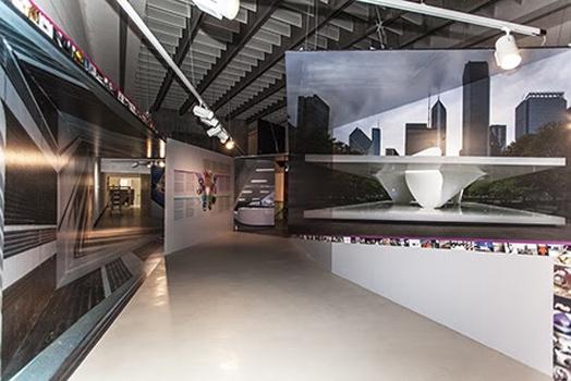 Motion Matters, installation-exhibition by Ben van Berkel, principal architect UNStudio