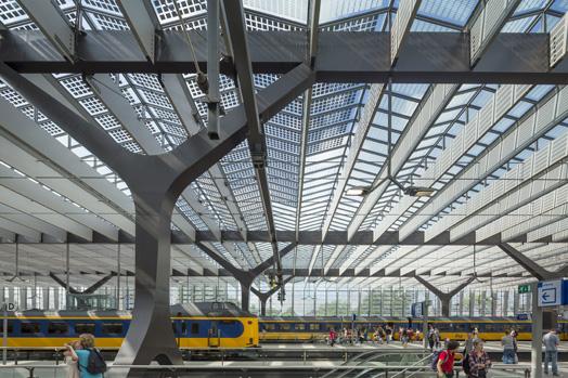 Rotterdam Centraal by Sybold van Ravesteyn