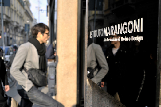 Design Education Special on Visual Design at Istituto Marangoni