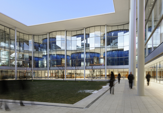 Evans Hall, Yale School of Management by Foster+Partners