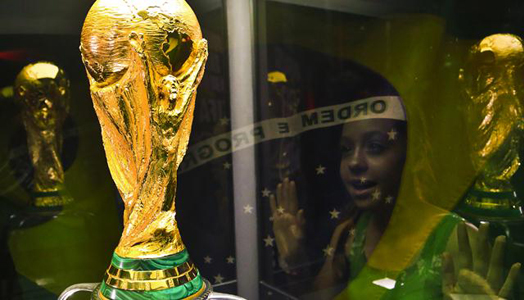 FIFA World Cup trophy design and it's legacy