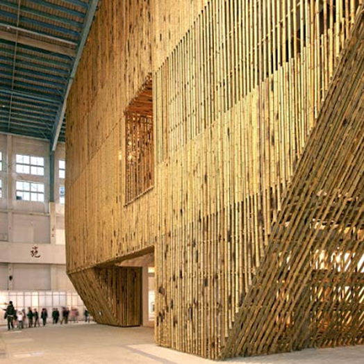 Bamboo study by Prof. Lorna Gibson at MIT