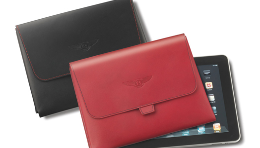 iPad covers by Bentley