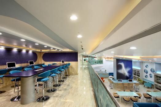 Witty International School, Mumbai by Spirit Architecture & Interiors