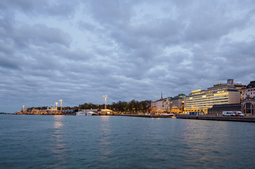 Site for proposed new Guggenheim Museum in Helsinki