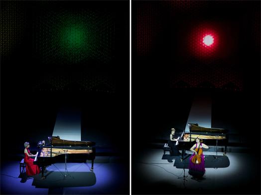 Great Music Awards scenography by Ar. Didzis Jaunzems
