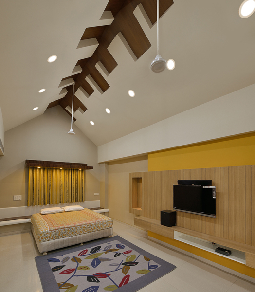 Thane Villa by Team Design Architects