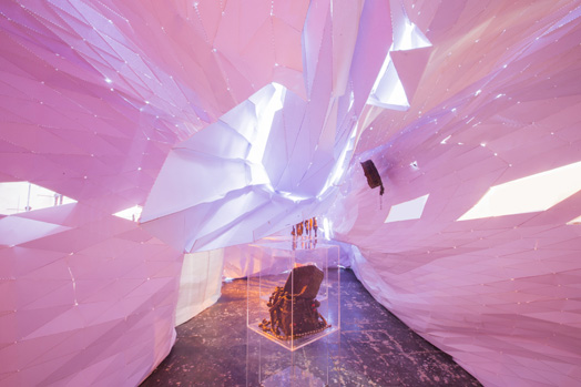 Dynamorph by Orproject at Venice Biennale 2014