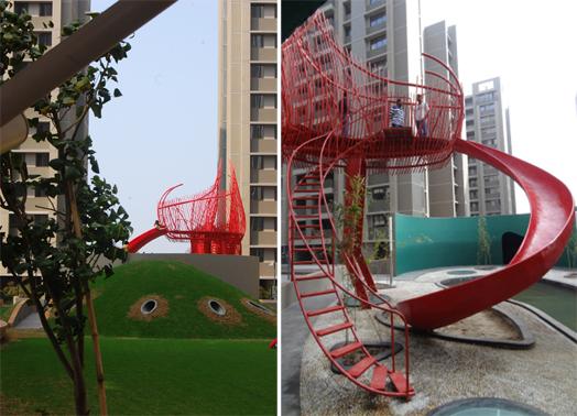 Urban landscaping by Ar. Aniket Bhagwat