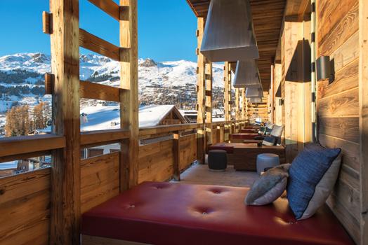 W Hotel Ski Resort, Switzerland