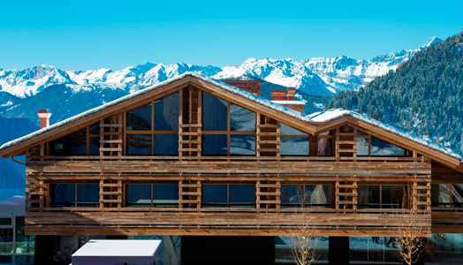 India art n design global hop w hotel ski resort for Designhotel ski
