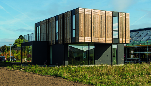 The Adaptable House by Henning Larsen Architects.
