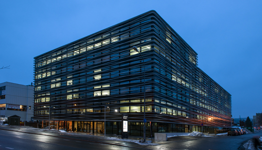 Oslo Headquarters, Norway by Henning Larsen Architects.