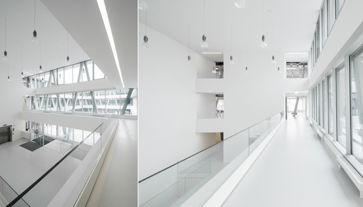 India Art n Design features Centre for Technology & Design, Austria designed by Viennese-based architect AllesWirdGut