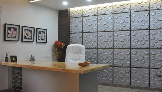 India Art n Design features Solid Surface by Neonnex