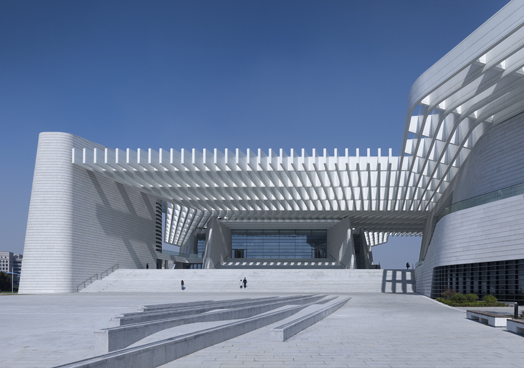 India Art n Design Features Qingdao Grand Theatre & Berlin State Ballet School designed by gmpArchitektens