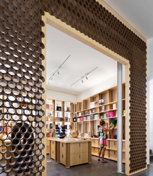 India Art n Design features Aspen Art Museum by Ar. Shigeru Ban
