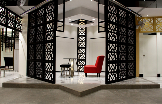India Art n Design features Gazal's Panache by Studio Osmosis