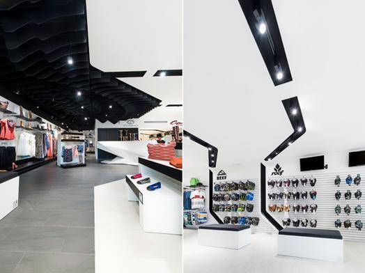 India Art n Design features Quique boutique by SYN Architecture