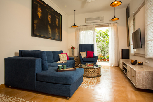 India Art n Design features Gawande Residence by Interior Designer Shabnam Gupta