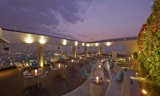High Ultra Lounge,by Khosla Associates, Bangalore