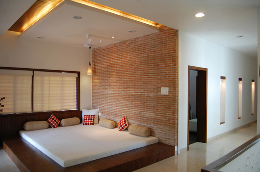 Residence in Indore designed by Manish Kumat of Abhikalpan Architects Pvt. Ltd.