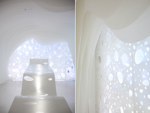 Fusionner 2.0 Paper Cave by Kotaro Horiuchi Architecture