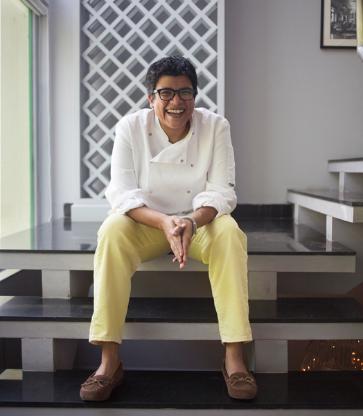 Persona - India Art n Design in conversation with Chef Ritu Dalmia