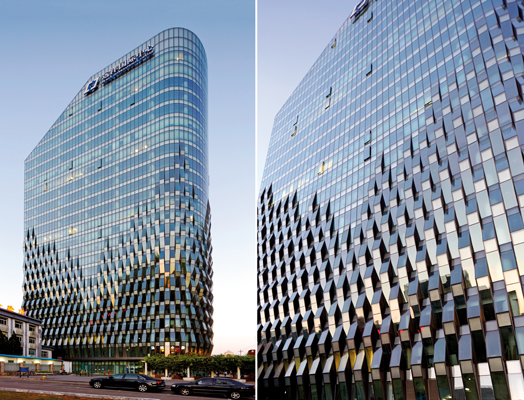 India Art n Design features Mixed-Use Development, Jin Mian Xin Cheng in Beijing by SPARK Architects