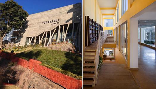 Yogananda Library Solan Himachal Pradesh by Archohm
