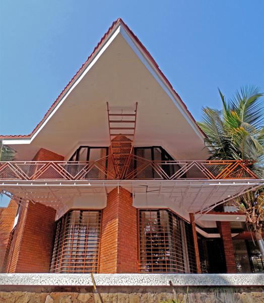 India Art n Design inditerrain: Form-based Architecture