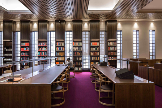 Bodleian Library after renovation