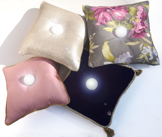 Lekha Washington's Pillow Lights